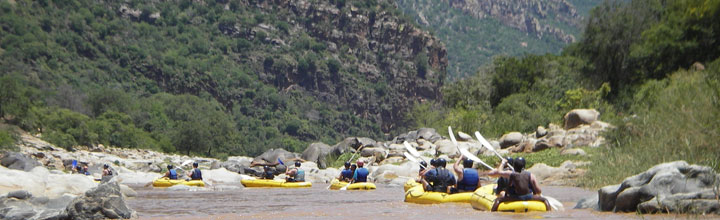 Olifants River Rafting